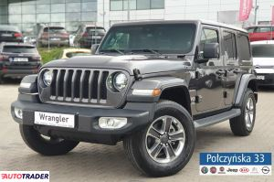 Jeep Wrangler 2019 2 272 KM