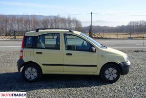 Fiat Panda 2009 1.1 54 KM