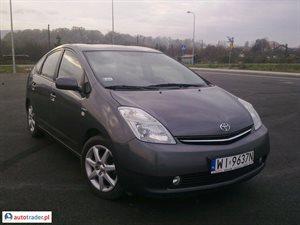 Toyota Prius 1.5 2007 r. - zobacz ofertę
