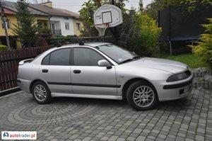 Mitsubishi Carisma 1.9 2002 r. - zobacz ofertę