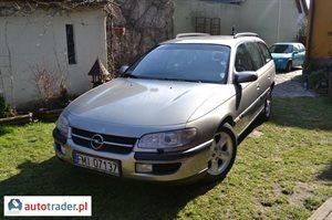 Opel Omega 2.5 1998 r. - zobacz ofertę
