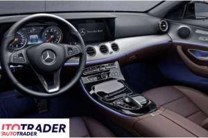Mercedes E-klasa 2020 2.0 194 KM