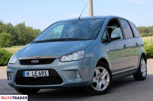 Ford C-MAX 2010 1.6 109 KM