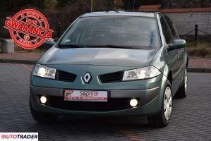 Renault Megane 2007 1.6 112 KM