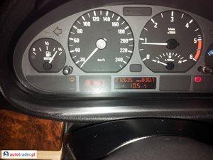 BMW 320 2005 2 180 KM
