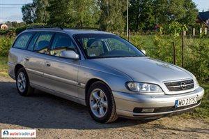 Opel Omega 2.2 2002 r. - zobacz ofertę