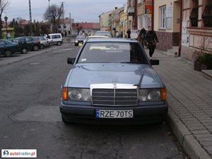 Mercedes 250 2.5 1988 r. - zobacz ofertę