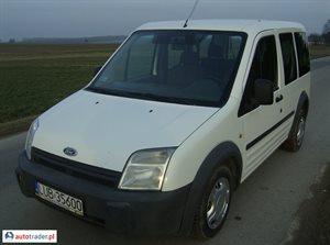 Ford Transit Connect 1.8 2005 r. - zobacz ofertę