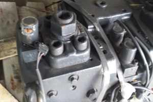 Komatsu pc 210 lc Komatsu pompa hydrauliczna PC210 LC-8 - zobacz ofertę