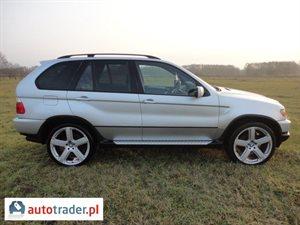 BMW X5 2001 3.0 235 KM