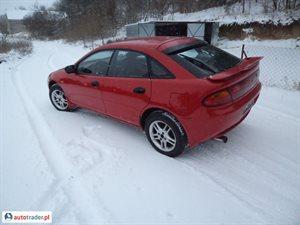 Mazda 323F 1.8 1997 r. - zobacz ofertę