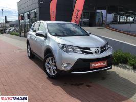 Toyota RAV 4 2013 2.2 150 KM