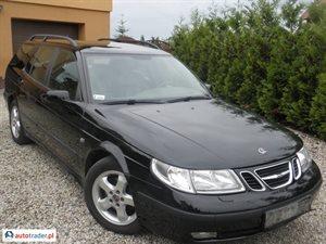Saab 9-5 2.0 2003 r. - zobacz ofertę