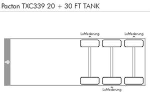 PACTON TXC339 20 + 30 FT