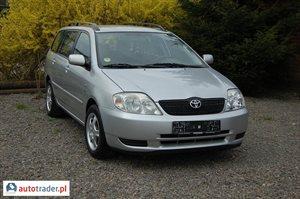 Toyota Corolla 2004 2 90 KM