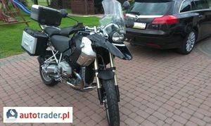 BMW GS 2010