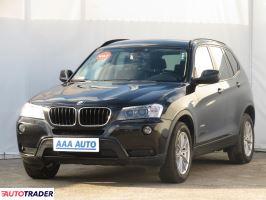 BMW X3 2012 2.0 181 KM
