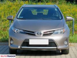 Toyota Auris 2014 1.6 130 KM