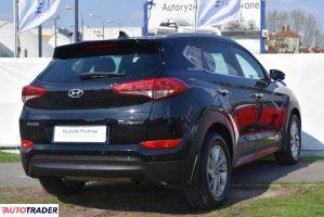 Hyundai Tucson 2016 1.7 115 KM