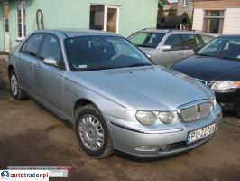 Rover 75 1.8 2001r. - zobacz ofertę
