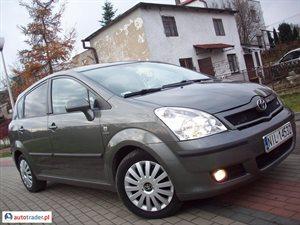 Toyota Corolla Verso 2.2 2005 r. - zobacz ofertę