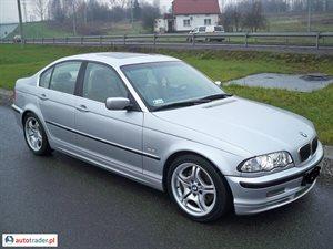 BMW 330, 2001r. - zobacz ofertę