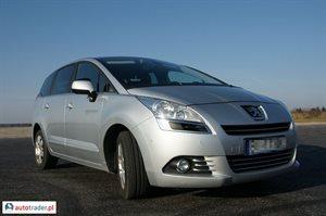 Peugeot 5008, 2010r.,   37 900 PLN
