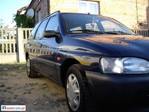 Ford Escort 1.8 1997 r. - zobacz ofertę
