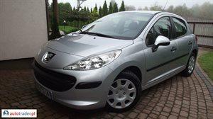 Peugeot 207 1.4 2008 r. - zobacz ofertę