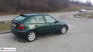 Rover 214 1.4 1998 r. - zobacz ofertę