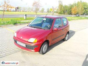 Fiat Seicento 1999 1.1 54 KM