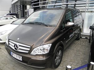 Mercedes Viano 3.0 2012 r. - zobacz ofertę