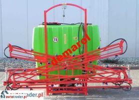 DEMAROL Opryskiwacz Cylkon 600L 12 m - zobacz ofertę
