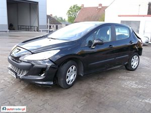 Peugeot 308 1.6 2008 r. - zobacz ofertę