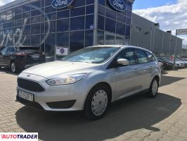 Ford Focus 2015 1.5 95 KM