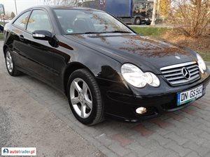 Mercedes 180 1.8 2005 r. - zobacz ofertę