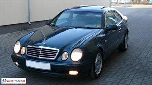 Mercedes CLK, 1997r. - zobacz ofertę