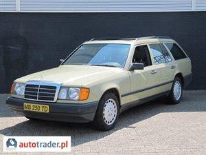 Mercedes 250 2.5 1986 r. - zobacz ofertę