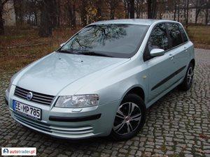 Fiat Stilo 1.7 2003 r. - zobacz ofertę