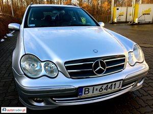 Mercedes 200, 2005r. - zobacz ofertę