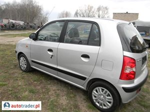 Hyundai Atos 1.1 2007 r. - zobacz ofertę