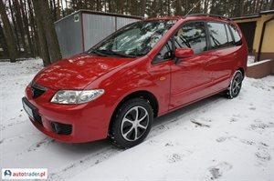 Mazda Premacy, 2004r. - zobacz ofertę