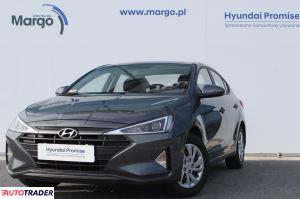 Hyundai Elantra - zobacz ofertę