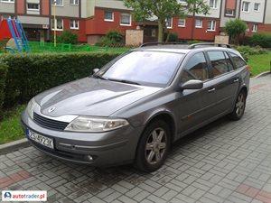 Renault Laguna 2004 1.9 120 KM