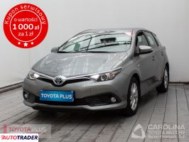 Toyota Auris 2017 1.8 135 KM