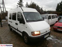 Renault Master 2002 2.5