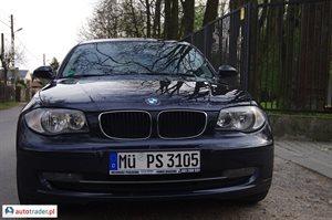 BMW 120 2.0 2007 r. - zobacz ofertę