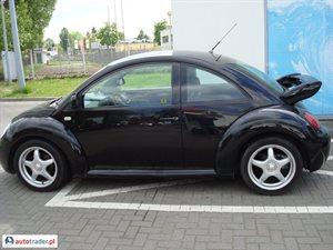 Volkswagen New Beetle 1.9 1998 r. - zobacz ofertę