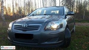 Toyota Avensis 2.0 2008 r. - zobacz ofertę