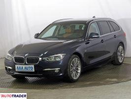 BMW 320 2016 2.0 187 KM